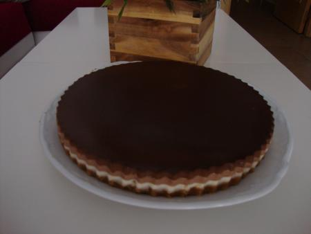 TARTA TRES CHOCOLATES 2